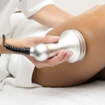 Cavitation for Cellulite and Topical Fat